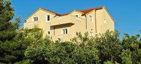 Apartmány Mitar