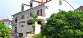 Apartmány Agave