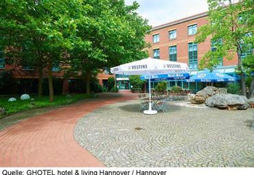 Hotel GHOTEL hotel & living Hannover sup.