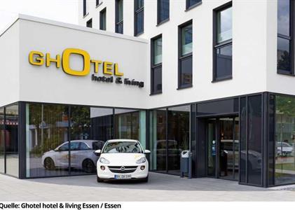 GHOTEL hotel & living Essen sup.
