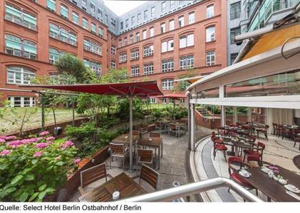 Select Hotel Berlin Ostbahnhof