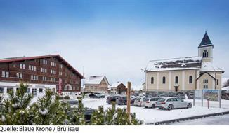 Hotel Blaue Krone