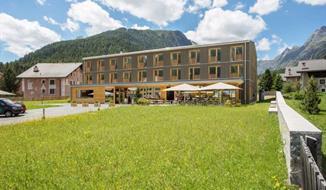 Hotel Bever Lodge