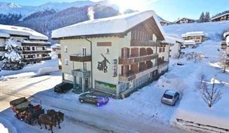 Hotel Sport Lodge Klosters