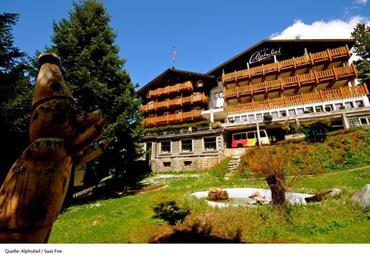 Swiss Family Hotel Alphubel