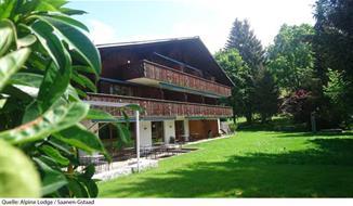 Hotel Alpine Lodge