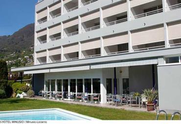 Smart-Hotel Minusio