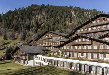Hotel Huus Gstaad