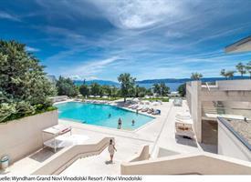 Hotel Wyndham Grand Novi Vinodolski Resort