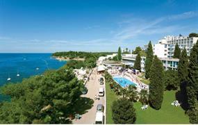 Hotel ZORNA Plava Laguna