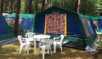 Camping Sabbiadoro - stany
