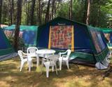 Camping Adria - nové LUXUSNÍ stany