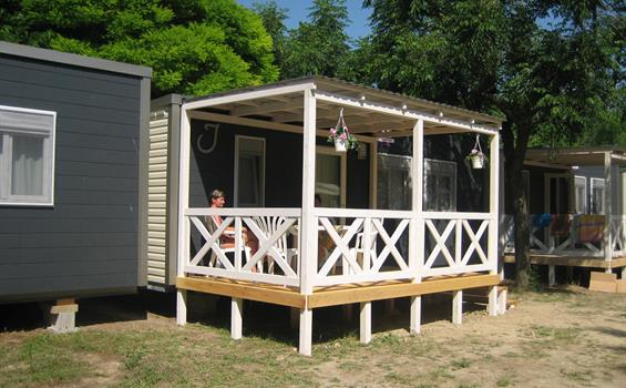 Camping Duca Amedeo - mobilhomy A