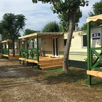 Camping Duca Amedeo - mobilhomy B ***