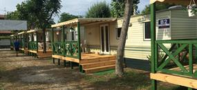 Camping Duca Amedeo - mobilhomy B