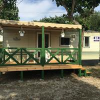 Camping Duca Amedeo - mobilhome B, autobusem ***