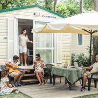Camping Sabbiadoro - pronájem mobilhomu L
