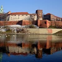 Adventní Krakow a solný důl Wieliczka