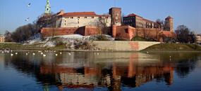 Adventní Krakow a solný důl