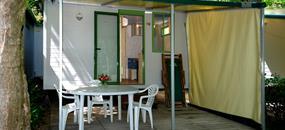 Camping Sabbiadoro - mobilhome M, autobusem