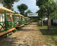 Camping Duca Amedeo - Pronájem mobilhomů B