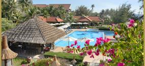 Saigon + Phanthiet - oblíbený Seahorse Resort