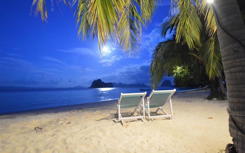 Thajsko-ostrov Koh Hai-hotel Fantasy-zájezd s JÓGOU