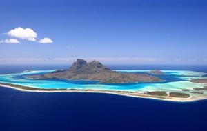USA - Havaj - Francouzská Polynésie (Moorea / Bora Bora)