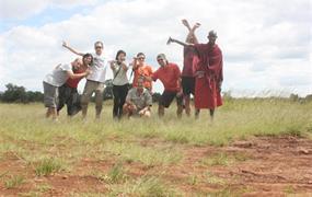 Expedice Východní Afrika s anglicky mluvícím průvodcem