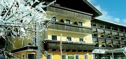 Hotel Moserhof - zima 20/21
