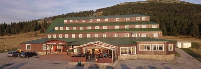 Krkonoše - Hotel Špindlerova Bouda