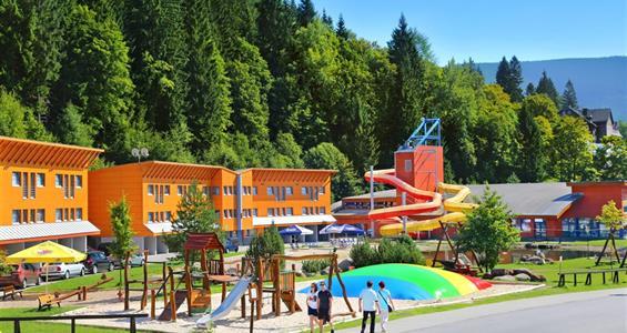 Krkonoše - Hotel Aquapark