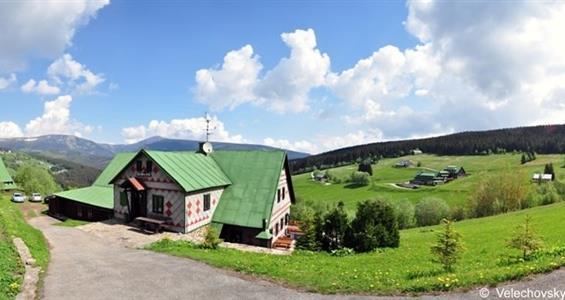 Krkonoše - Penzion Dimrovka