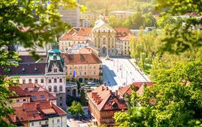 Krásy Slovinska - 8 dní/7 nocí - dlouhý okruh