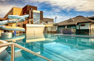 Vysoké Tatry - Hotel Riverside AquaCity Poprad