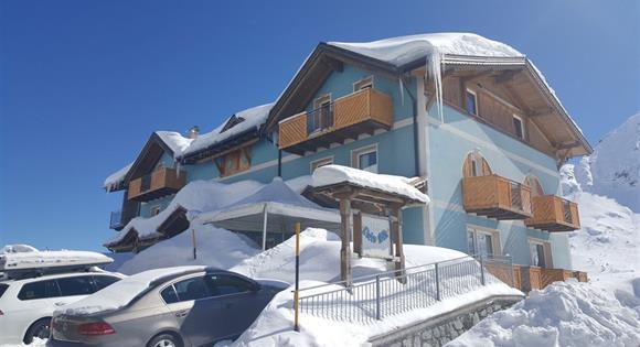 Hotel Cielo Blu - Zima 2020/2021