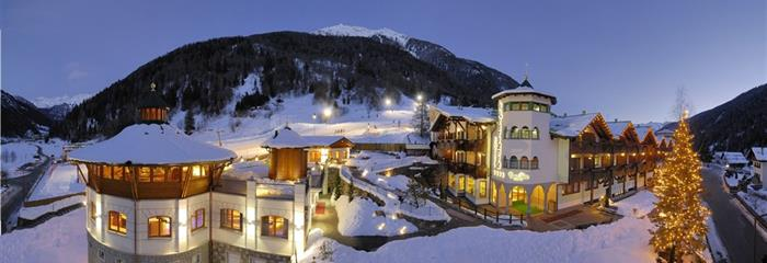 Kristiania Pure Nature Hotel & Spa + - Zima 2020/21