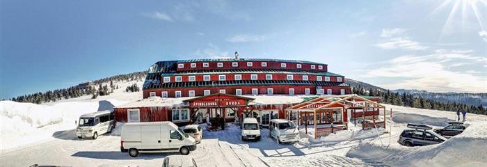 Krkonoše - Hotel Špindlerova Bouda + - Zima 2020/21