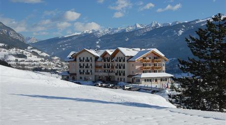 Hotel Lagorai Alpine Resort & SPA - Zima 2020/21