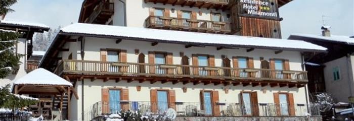 Residence Miramonti - Zima 2020/21