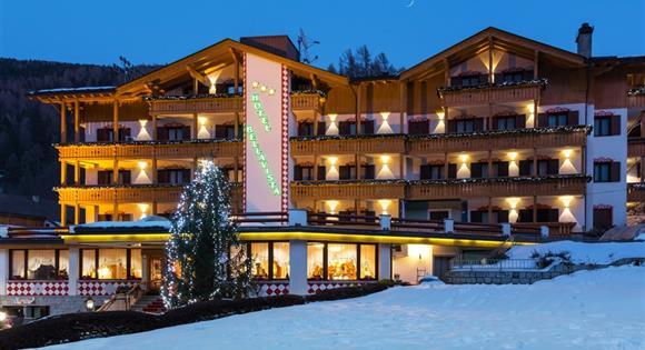 Hotel Bellavista - Zima 2020/21