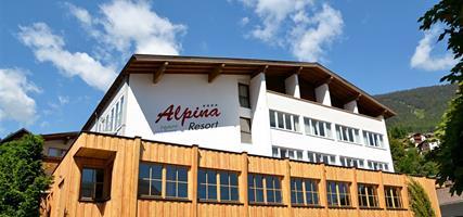 Hotel Alpina Resort Nature & Wellness - léto 2021