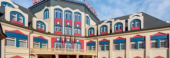 Jizerské hory - Wellness Hotel Babylon - balíček Zábava (zima 2020/21)