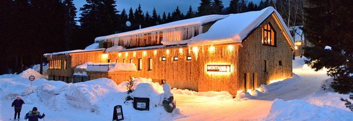 Jizerské hory - Resort Montanie (Zima 2020/21)