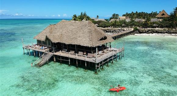 Dovolená u moře - Reef and Beach Resort (3) - All inclusive