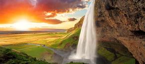 Island - cesta do země ohně a ledu - 9 dní ***