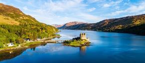 Královské Skotsko vč. ostrova Skye s českým průvodcem ***