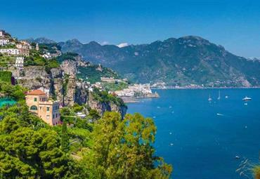 Dámská jízda: Jižní Itálií za vínem, mořem a odpočinkem