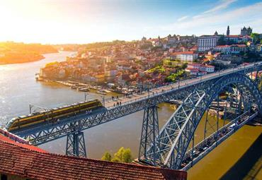 Dámská jízda: prodloužený víkend v portugalském Portu
