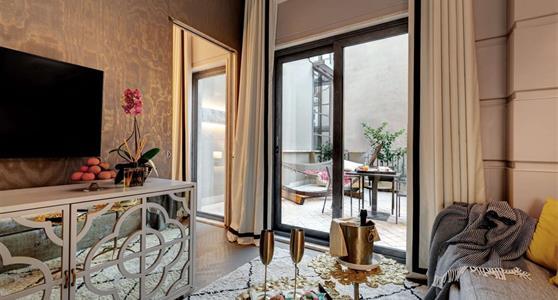 Singer Palace Hotel - luxusní prožitek v Římě